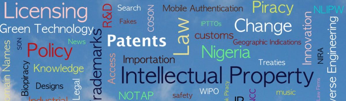Nigerian Intellectual Property Watch