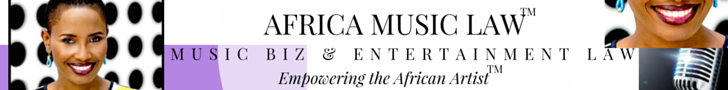 Music Business & Entertainment Law News & Analysis Empowering the African Artist