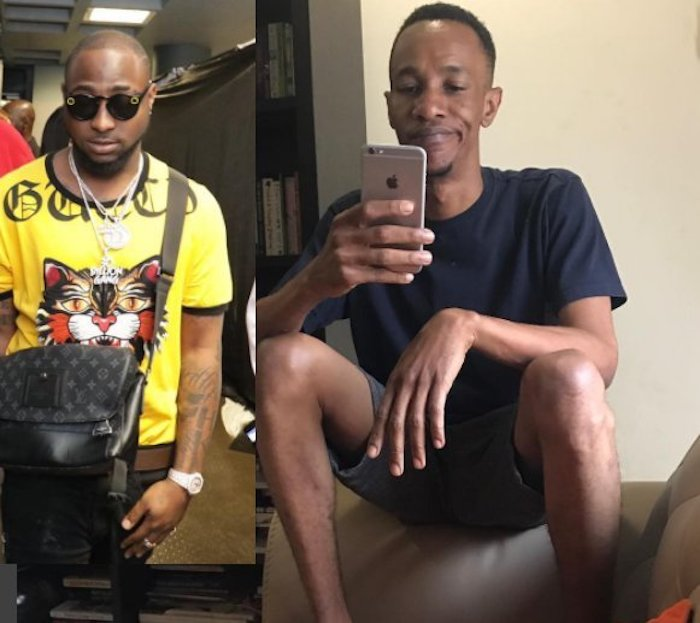 Image result for tagbo and Davido