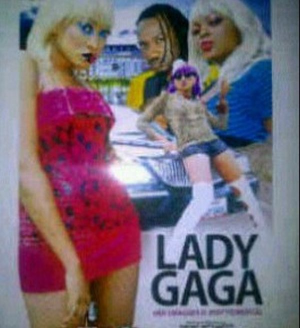 Lady Gaga Nollywood