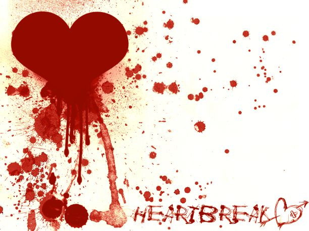Heartbreak - Artists, 'What's Love Got to Do With it?' Respect Your Female Journalists and Bloggers