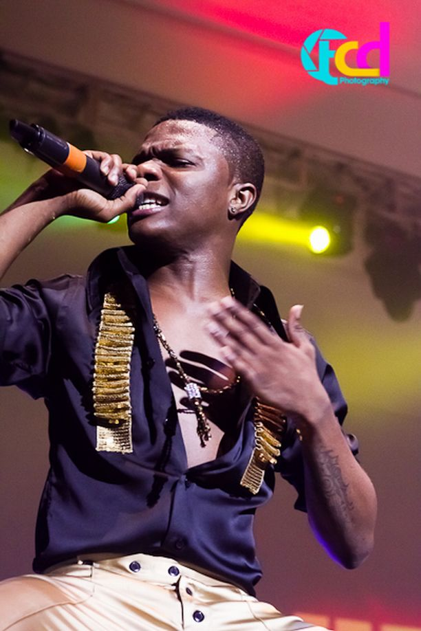 Breaking: Akon Signs EME's Wizkid to Konvict Music For