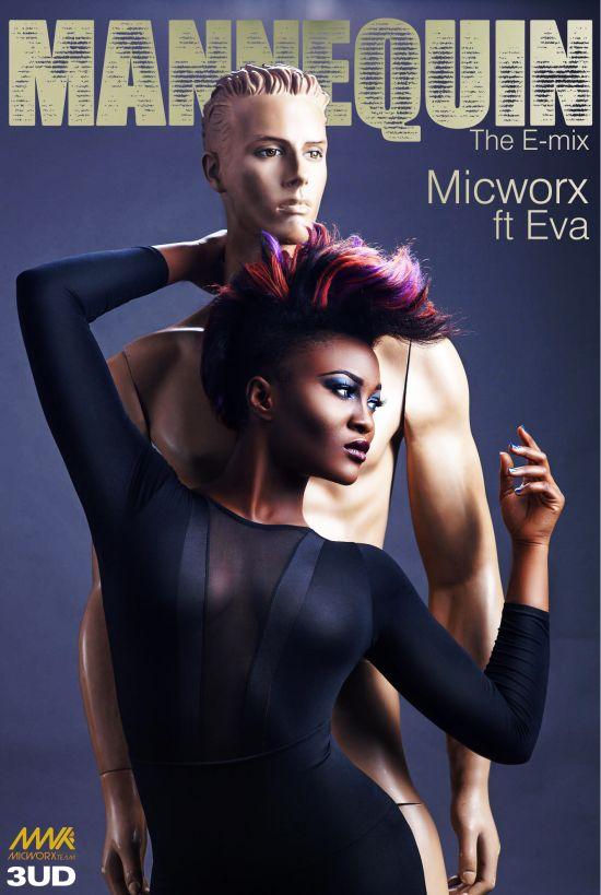 EVA's Mannequin Emix Cover