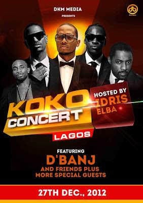 KOKO Concert