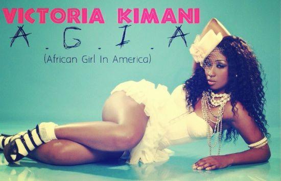 Victoria Kimani Chocolate City African Girl in America