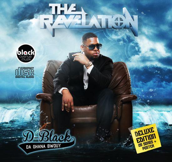 D-Black The Revelation Front Deluxe
