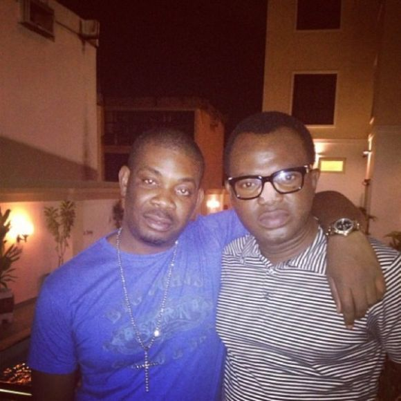 Don Jazzy and Princewill Ojukwu Make Peace
