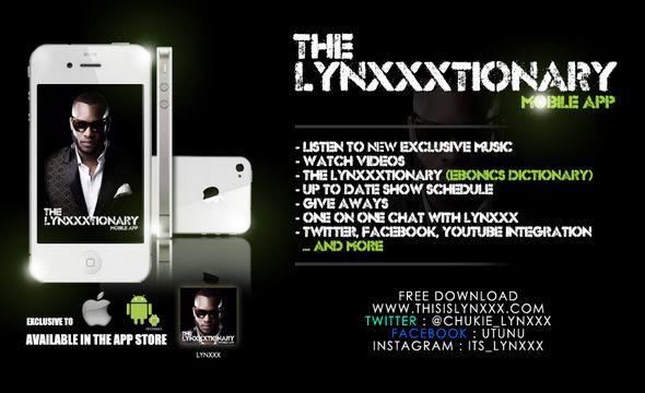 Lynxxx Launches Lynxxxtionary Mobile App