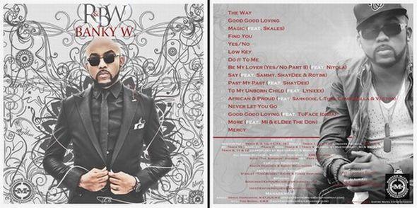 Banky W RBW Album