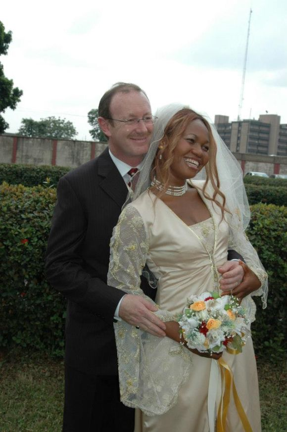 Goldie Harvey Husband Andrew Harvey 2
