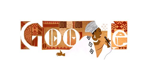 Google Pays Homade to Mama Africa