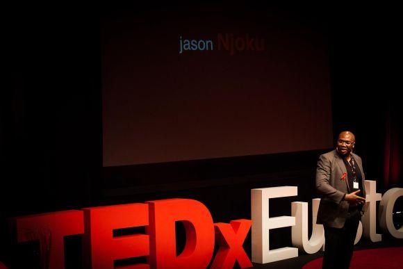 Jason Njoku Tedex Euston