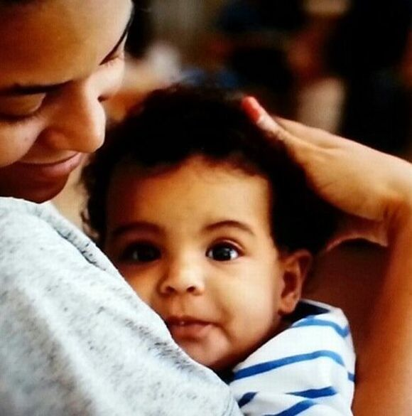 Blue Ivy Carter Trademark