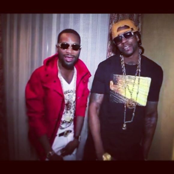 Dbanj-and-2Chainz