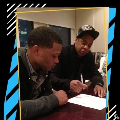 Jay-z Launches Roc Nation Sports Signs Robinson Cano