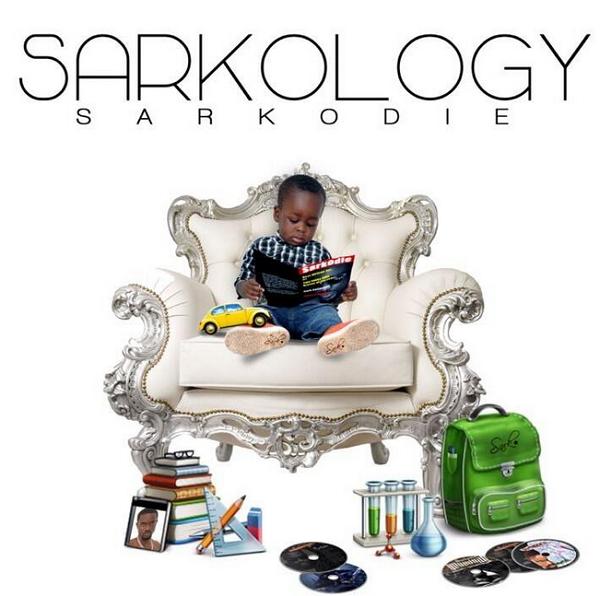 Sarkodie Releases Sarkology Album Cover