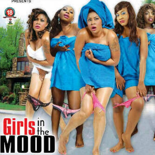 Girls in The Mood Annie Idibia