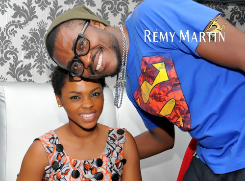 Chidinma - Remy Martin At The Club September III
