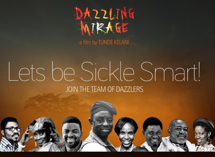 Dazzling Mirage, Lets Be Sickle Cell Smart