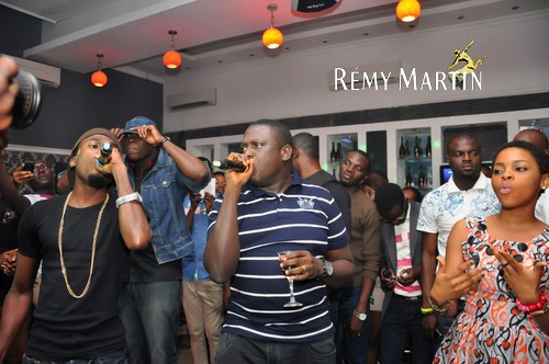 Ill Bliss, Chidinma & Tha Suspect - Remy Martin At The Club September II