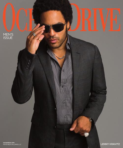 Lenny Kravitz Ocean Drive