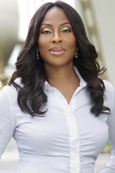 Mo Abudu 1 of 25 Most Powerful Women in Global TV