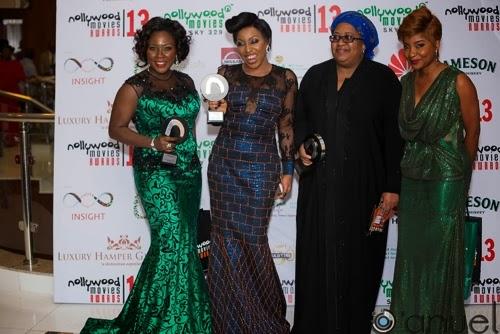 The Meeting Rita Dominic Mildred Okwo 2