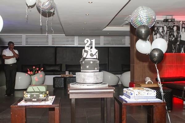 Davido Celebrates 21st Birthday 9