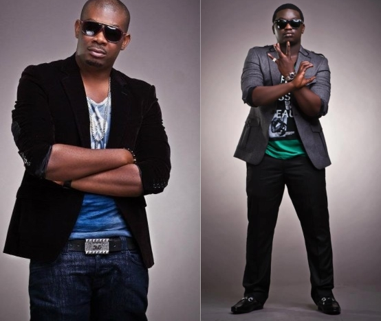 Don Jazzy and Wande Coal