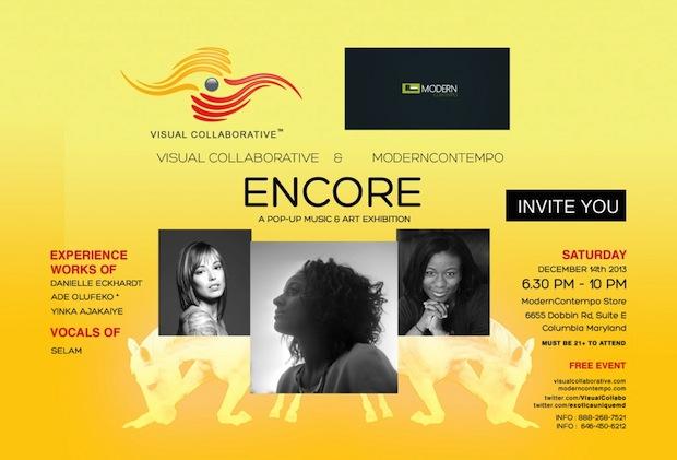 Ade Olufeko Visual Collaborative