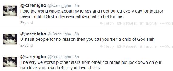 Karen Igho Reveals Battle with Breast Cancer