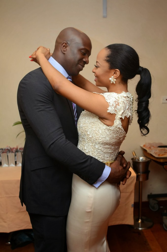 Toke Makinwa Weds 2