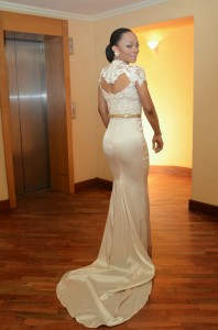 Toke Makinwa Weds 3
