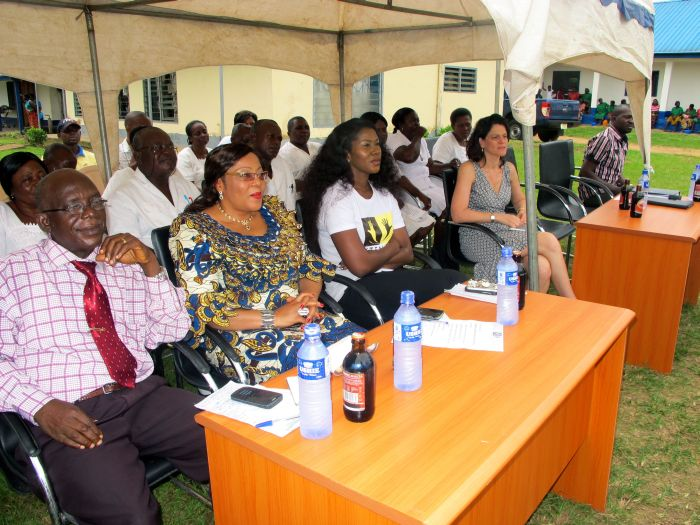 Stephanie Linus' Extended Hands Foundation VVF Project008