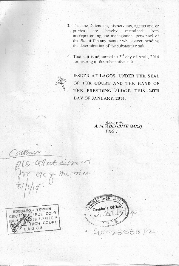Vector's Ex-Record Label Files Injunction Action Against Him 4