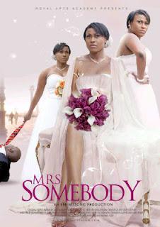 Mrs Somebody Uche Jombo