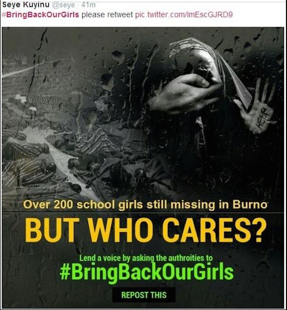 BringBackOur Girls