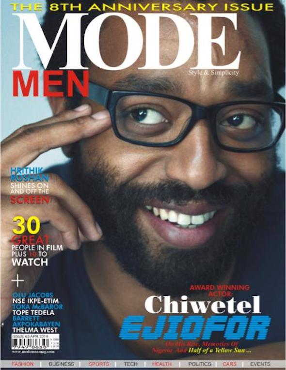 Chiwetel Mode Men