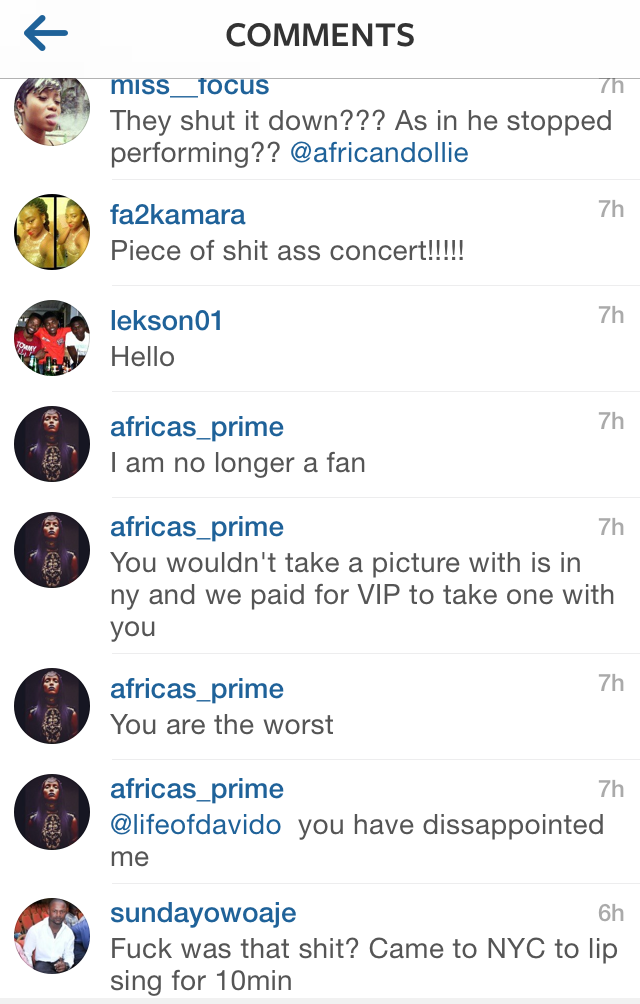 Davido Concert that Continues to Go Very Wrong 2