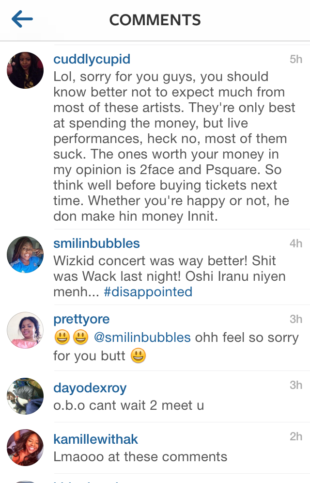 Davido Concert that Continues to Go Very Wrong 3