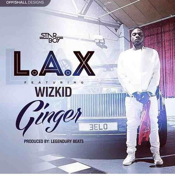 LAX Wizkid GINGER