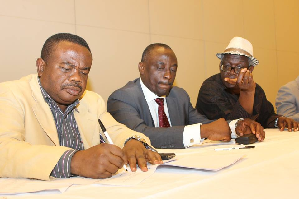 COSON Signs Deal with Nigerian Broadcasting Industry 5