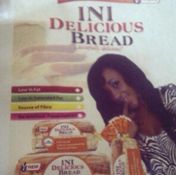 Ini Edo Delicious Bread