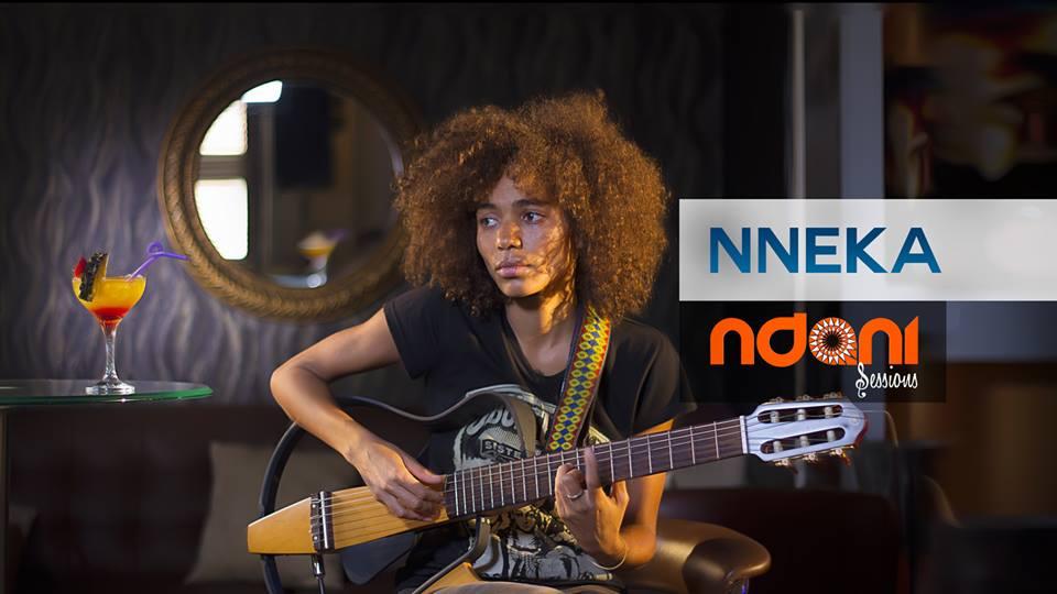Nneka on The Juice