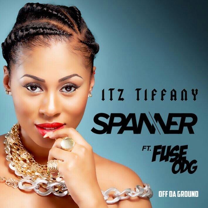 Itz TIFFANY Spanner
