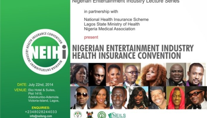 Nigerian Entertainment Industry Health Insurance 1