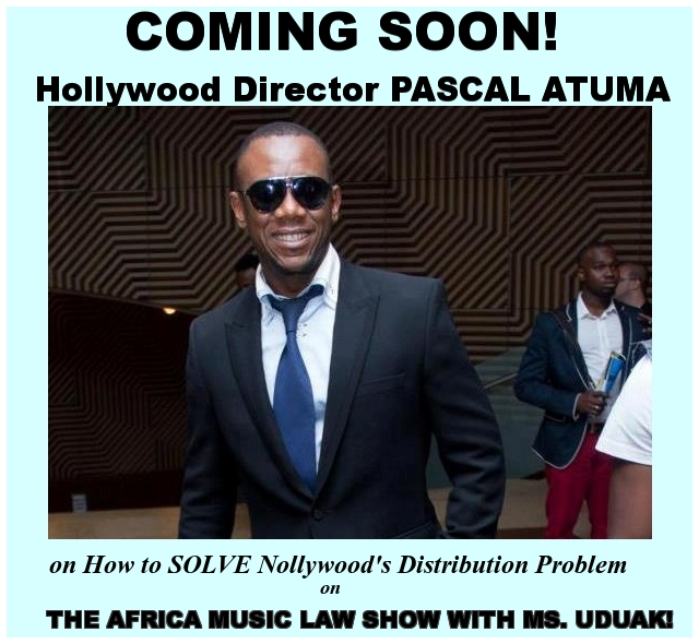 Hollywood Director Pascal Atuma on How to Solve Nollywood's Distribution Problem
