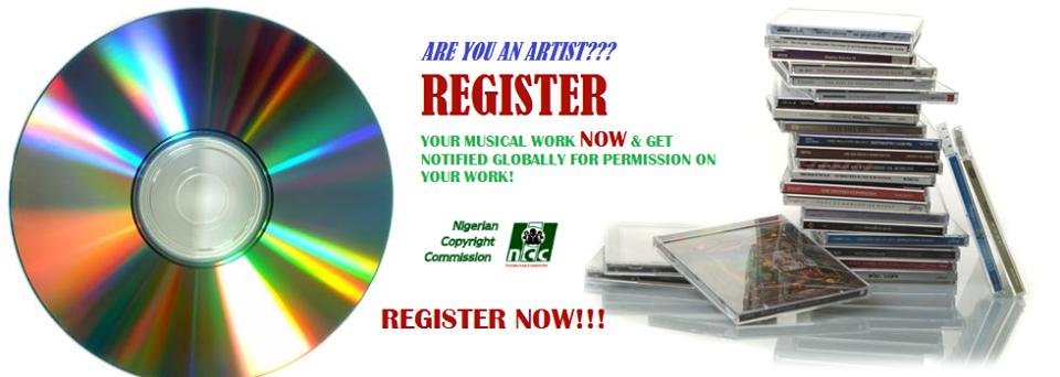 Nigerian COPYRIGHT E-registration
