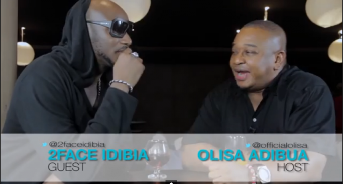 2Face on The Truth Show