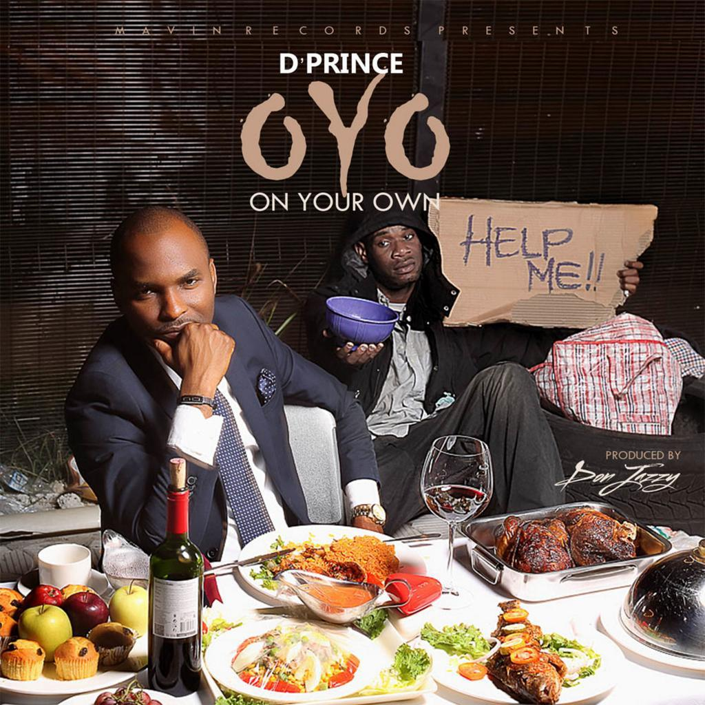 On Your Own by D'Prince
